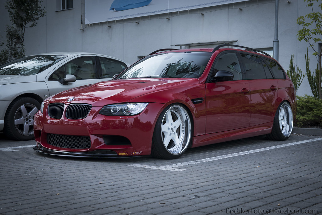 """Bmw London Ontario >> BMW E91 """"M3"""" With new ModeCarbon Lip"""