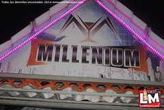 Fin de semana en Millenium Bar