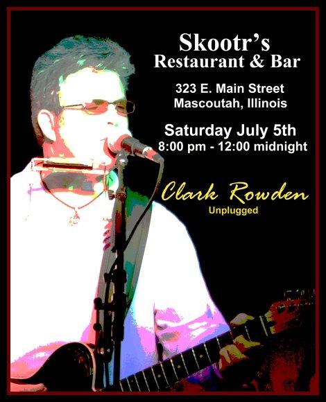 Clark Rowden 7-5-14