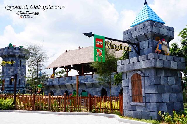 Legoland Malaysia 07 Lego Kingdoms 01