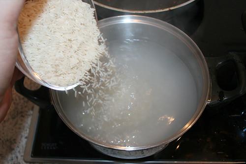 55 - Reis kochen / Cook rice