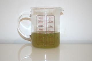 07 - Zutat Gemüsebrühe / Ingredient vegetable stock