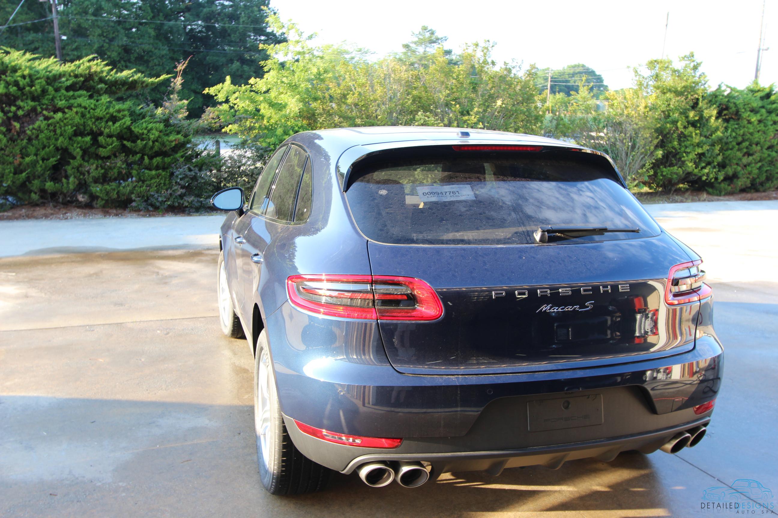 New Porsche prep Atlanta