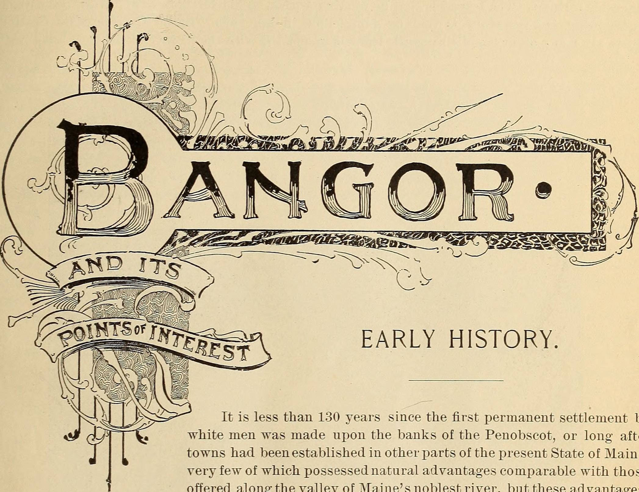 "Image from page 8 of ""Bangor: its points of interest and its representative business men"" (1891)"