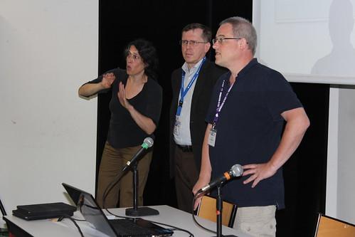 Lars přednáší na konferenci ICCHP 2014