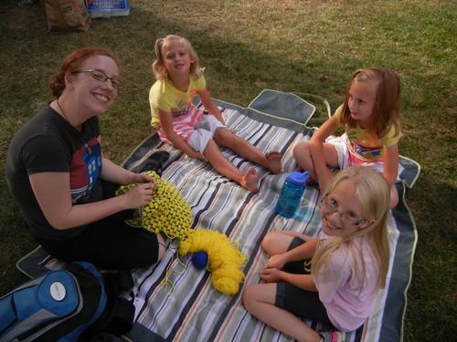 July 8 2014 picnic in Provo Park