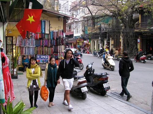 Hanoi: La ciudad en movimiento
