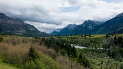 Waterton Lakes National Park, Alberta, Canada.