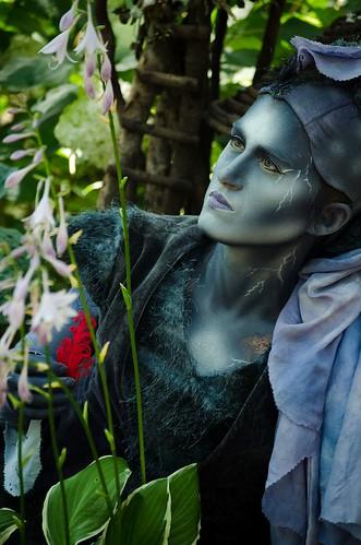 Epona, the storm fairy