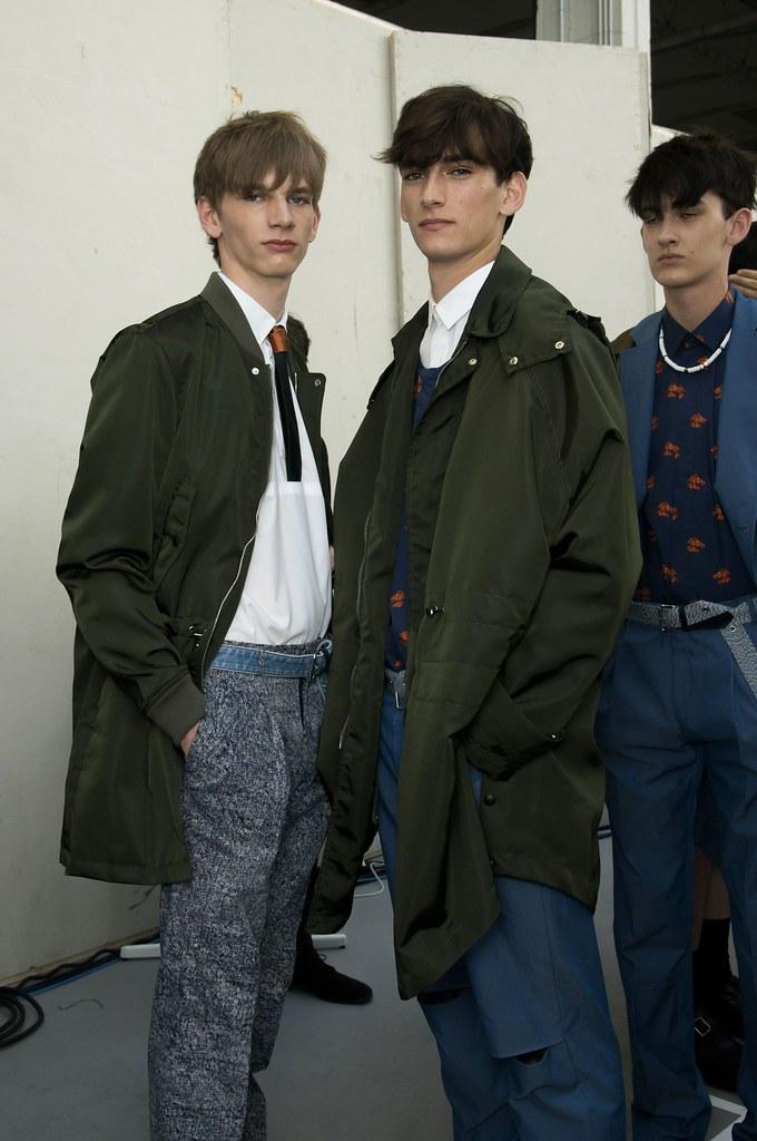 SS15 Paris Krisvanassche234_Erik van Gils, Thibaud Charon, Bartek Sokowiec(fashionising.com)