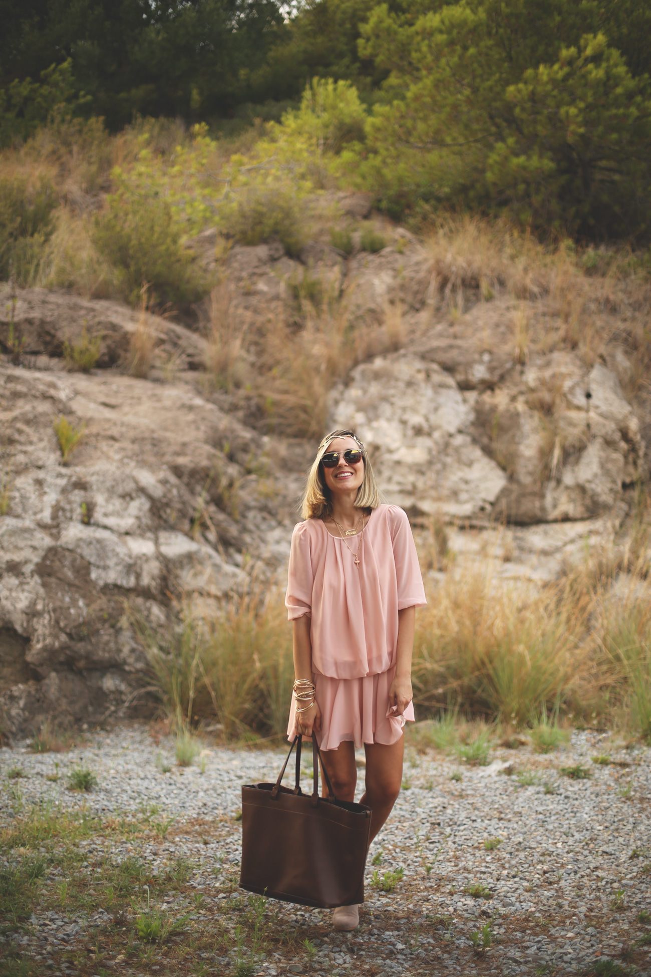 darccy, vestido gasa, romantic dress, nude dress, my showroom, fashion blogger, blonde girl, blog de moda, it girl, fashion, trendy,