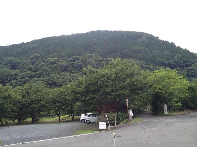 石津御嶽 遠景