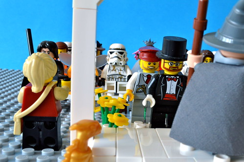 LEGO Wedding