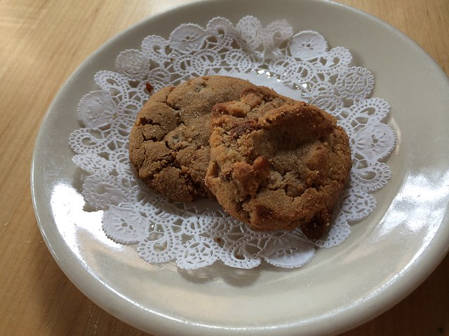 Ginger molasses cookies - Mother's Bistro & Bar