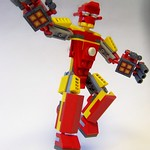 Iron Man Sentinel Series