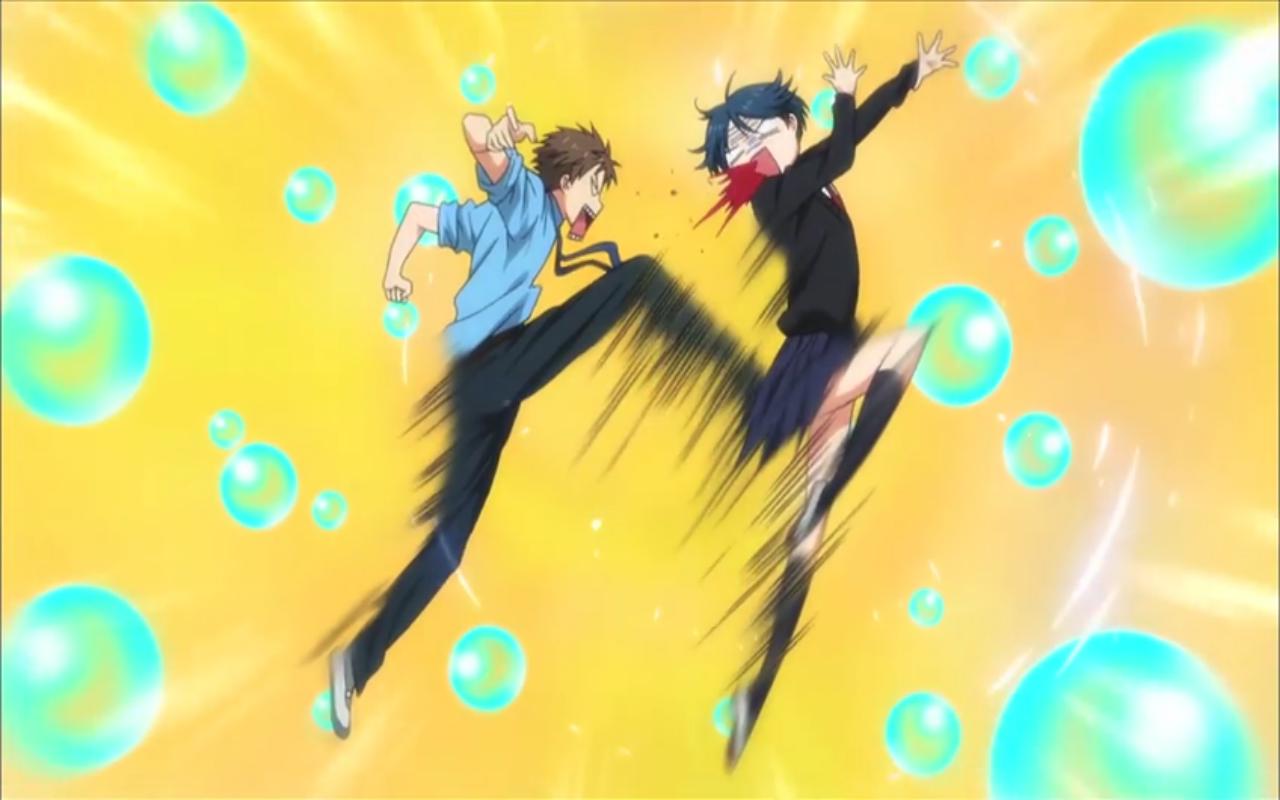 Gekkan Shoujo Nozaki Kun Episode 3 Image 20