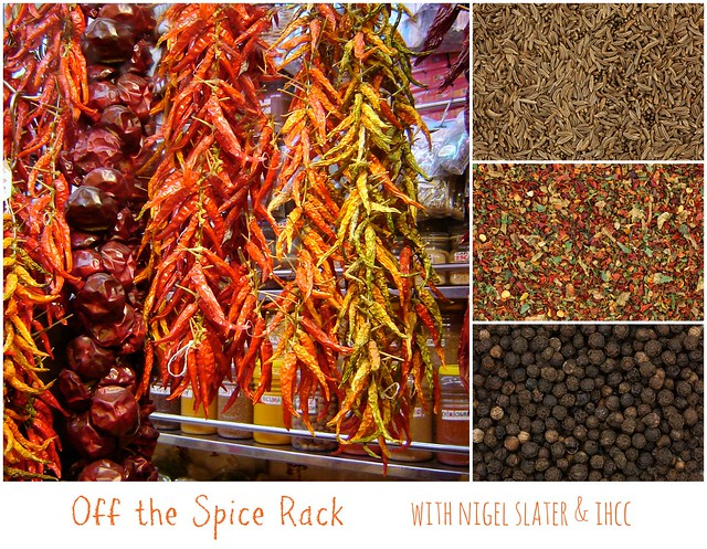 IHCC Spices Collage
