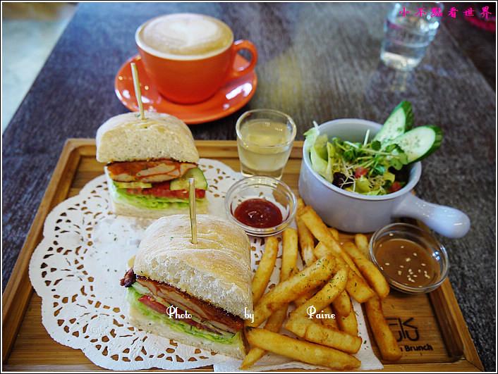 板橋甜福早午餐
