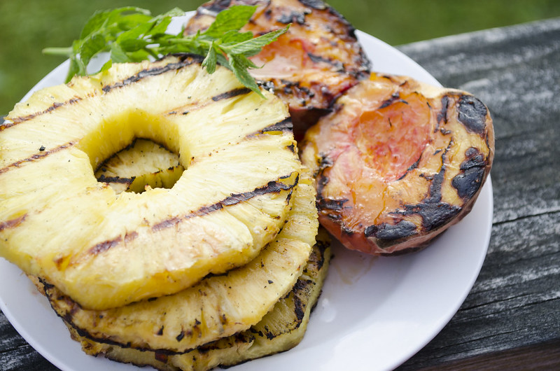 grilled fruit 7
