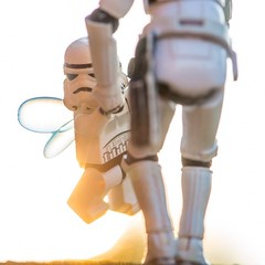 Swinging #starwars #stormtrooper #lego #trooper #minifig #minifig