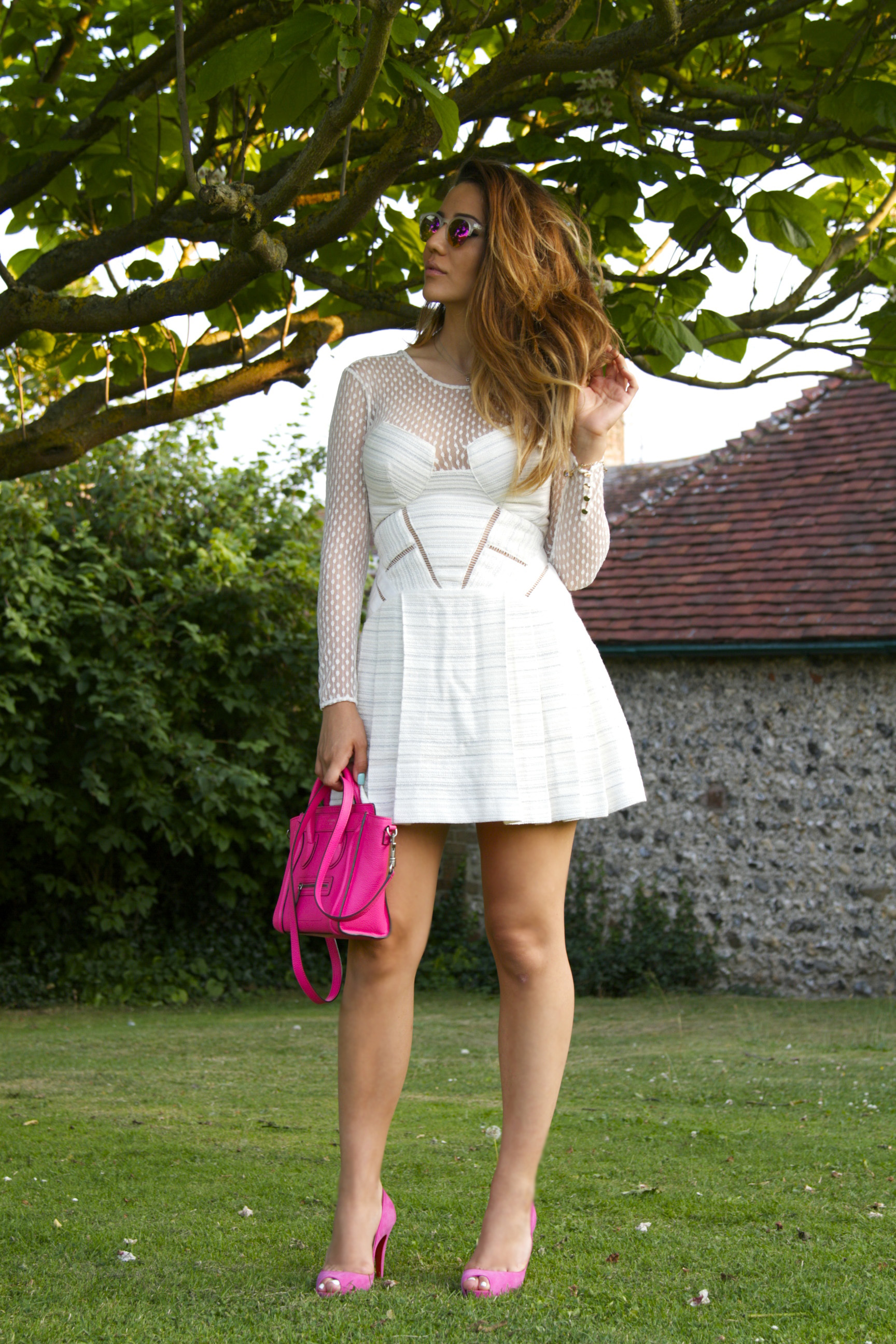 White Dress Outfit Ideas