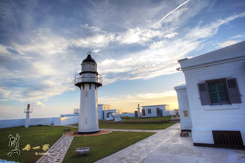 [澎湖浪漫景點] 西嶼落霞|西嶼燈塔|漁翁島燈塔|咾咕石牆農作~全台最古老燈塔之西嶼古蹟