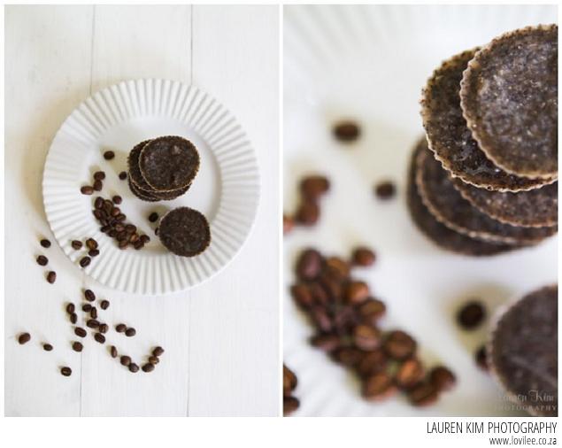 how to make coffee scrub bar