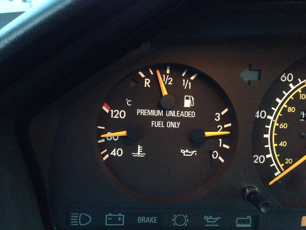 Car Temp Goes Up And Down When Driving