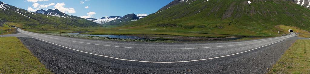Héðinsfjarðargöng I and Héðinsfjarðargöng II