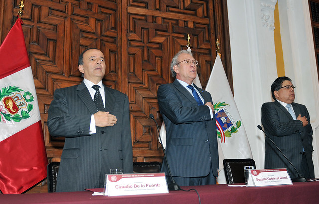 Ministerio De Relaciones Exteriores Celebra 193 A Os De Creaci N Flickr Photo Sharing