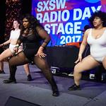 Fri, 17/03/2017 - 1:21pm - Lizzo Live at SXSW Radio Day Stage Powered by VuHaus 3.17.17 photographer: Gus Philippas