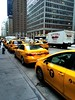NYC Taxis by joeclin