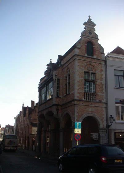 Maison de style baroque