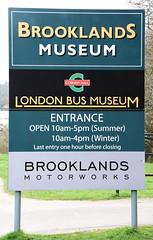 Brooklands Museum 2017