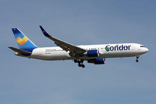 Condor Boeing 767-31B/ER D-ABUL