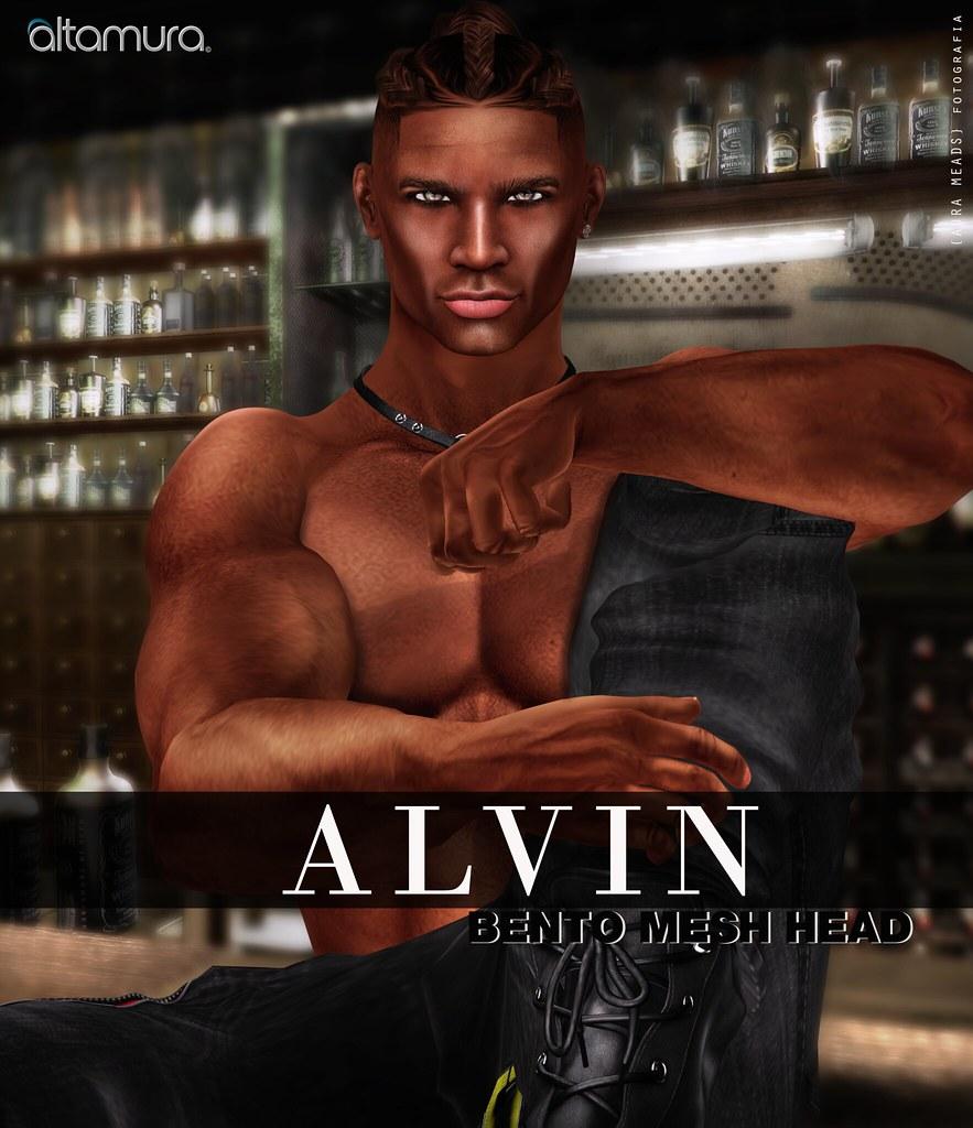 "Altamura: ""ALVIN"" BENTO Head - SecondLifeHub.com"