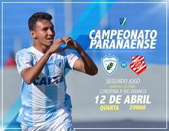 12-04-2017: Londrina x Rio Branco