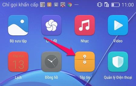 Hướng dẫn khóa ảnh và Video không cho người khác xem trên điện thoại Huawei - Tủ an toàn Huawei