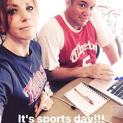 On the podcast today. . . .esports, sports and the Rabble App guy!