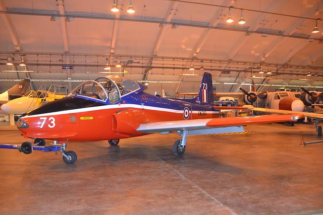 XW289/73 G-JPVA Provost T.5A