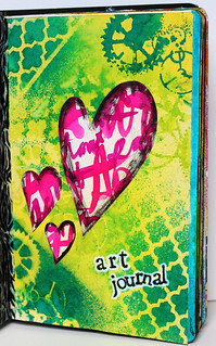 stephanie paige art journal ~51