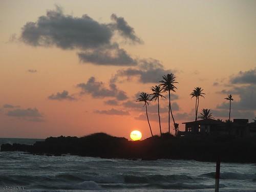 sunset brasil natal sunrise rn