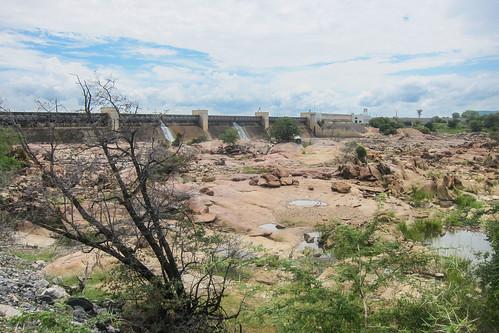 Ruacana dam