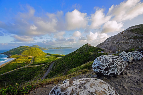 travel tourism clouds landscape island nikon rocks hills caribbean peninsula stkitts d600 saintkitts nydavid1234