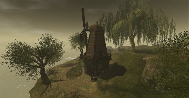 Frisland: The Windmill