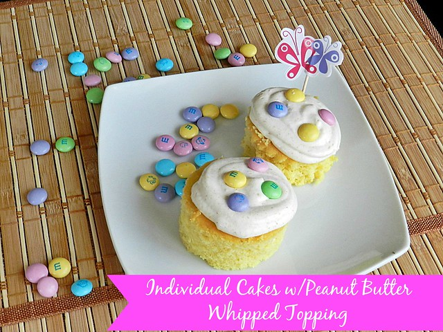 Easter Cakes w.pb whipped topping (10)P