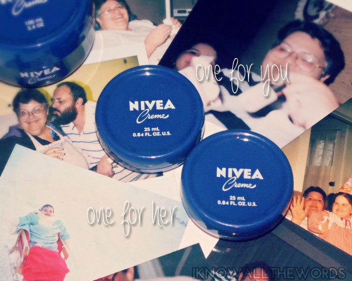 Nivea Mother's Day- Nivea Creme (1)