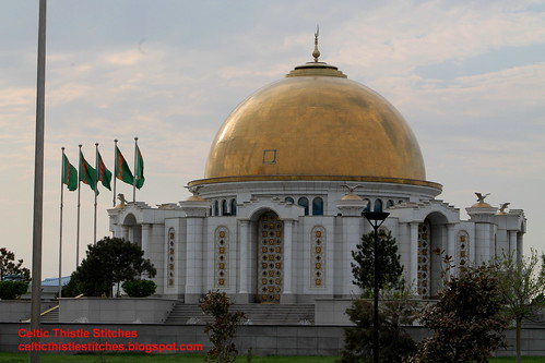Ashgabat Mausoleum