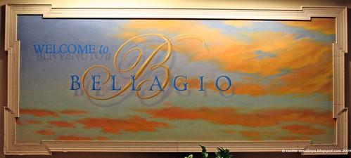 Bellagio Willkommen