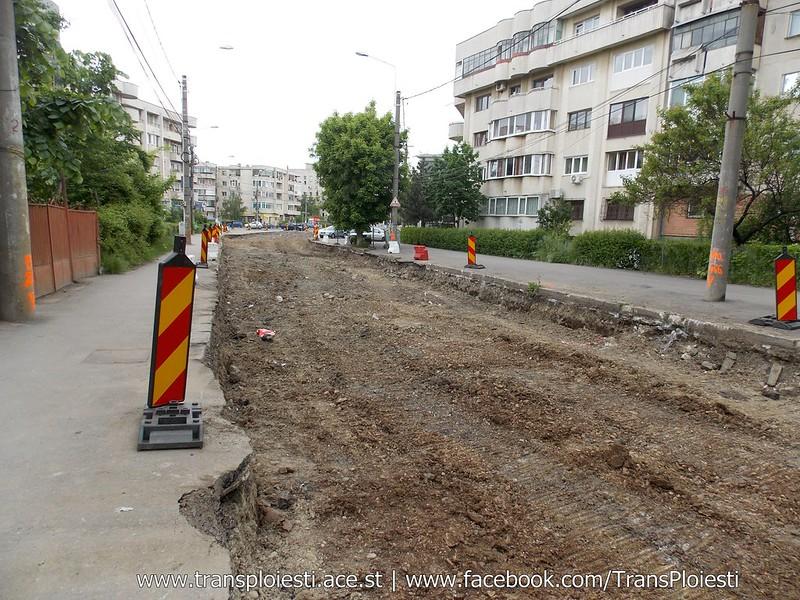 Traseul 101, etapa II: Intersecție Candiano Popescu ( zona BCR ) - Gara de Sud 13974874930_85e089be5e_c